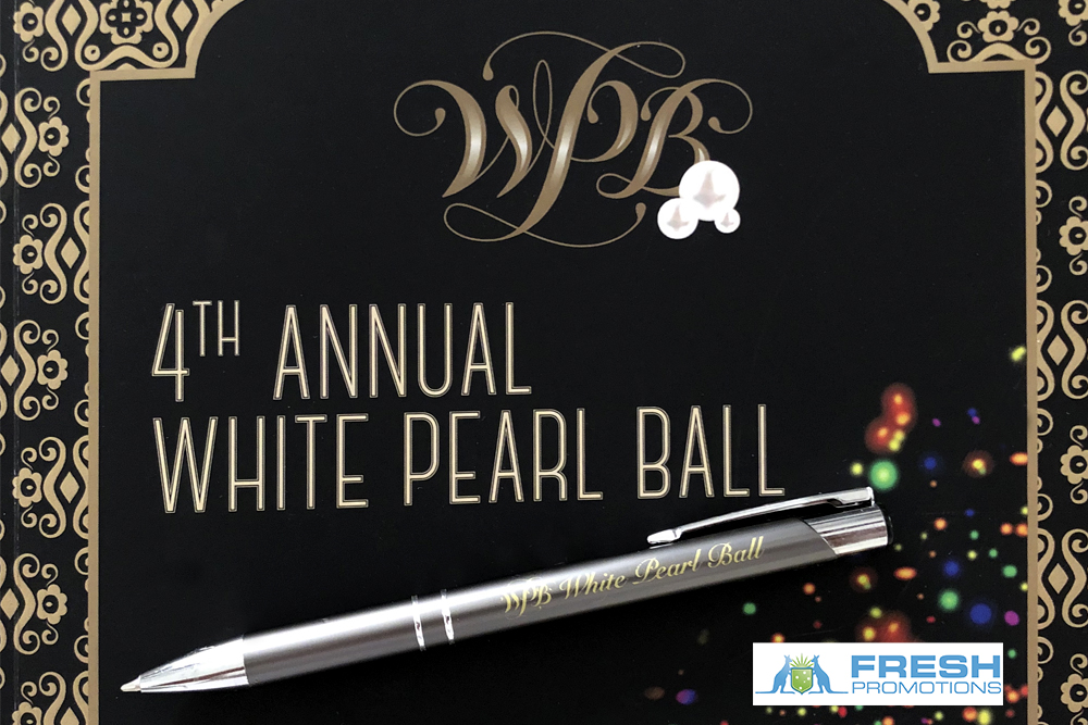 White Pearl Ball 2018